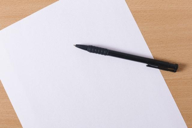 画像:手紙(小)